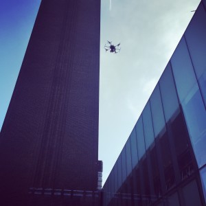 Flying at Tate Modern